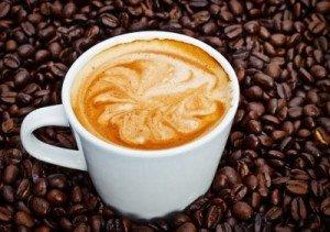 בר קפה או עגלת קפה