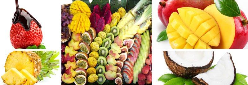 סלסלת פירות לאירועים