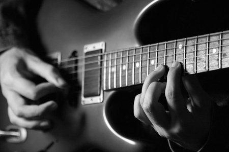 נגן גיטרה