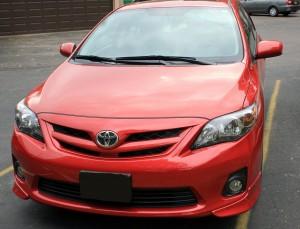 טויוטה קורולה למכירה – עולם שלם של בטיחות ונוחות ברכב אחד