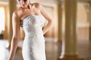 עיצוב שמלת כלה בהתאמה אישית