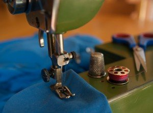 מכונות תפירה למפעל בגדים חדש