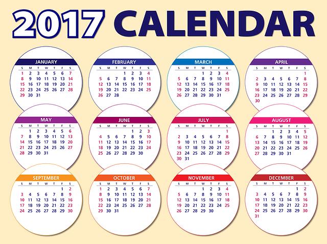 איפה מזמינים לוח שנה מעוצב להדפסה 2017