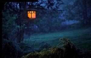 עמודי תאורה דקורטיביים לגינה