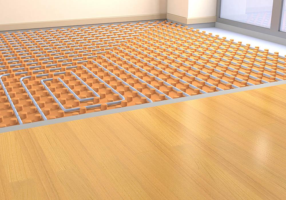 חימום לטווח הארוך – חימום תת רצפתי