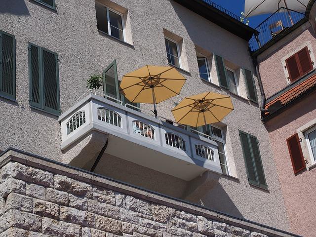 היתרונות של מרפסות פלדה