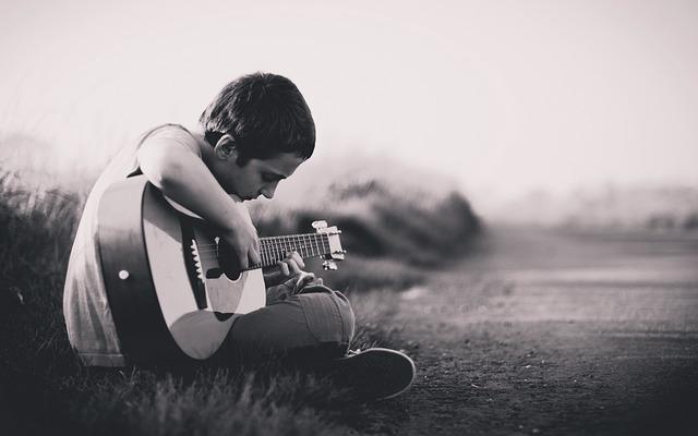 גיטרה למתחילים