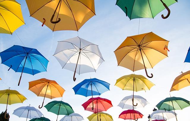 מטריות ממותגות – להכין את עצמנו לחורף
