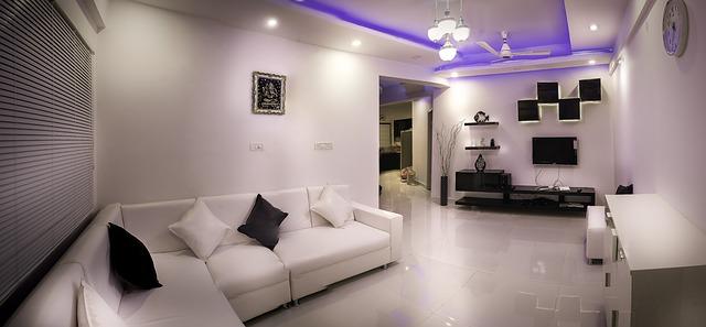 עיצוב הבית עם עבודות גבס איכותיות