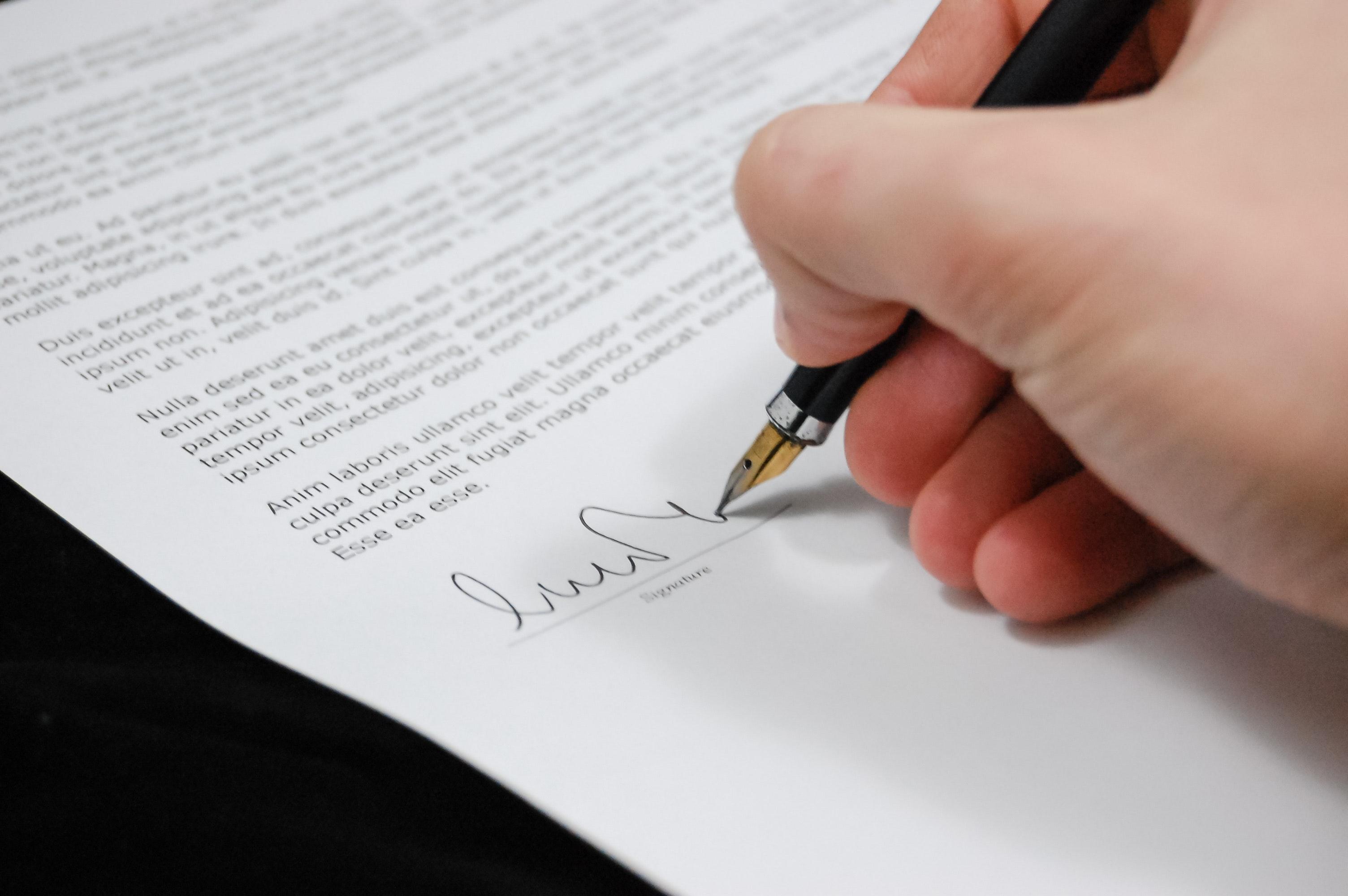 יפוי כוח מתי זה זמן טוב לחתום עליו