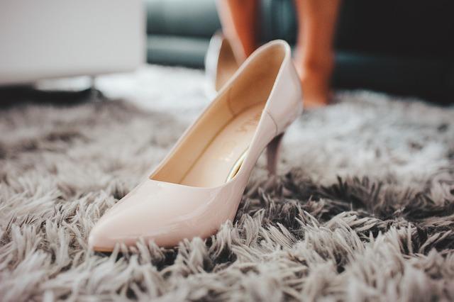 נעלי כלה – למה חשוב שיהיו נוחות